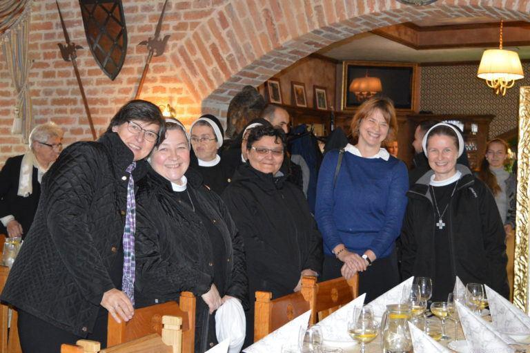 Slávnostná sv. Liturgia pri príležitosti 50. rokov od príchodu sestier do Bardejova